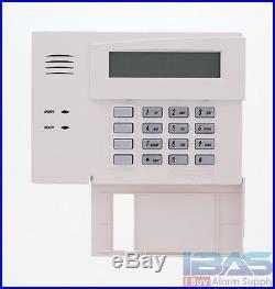 3 honeywell ademco adt 6160 custom alpha alarm keypad