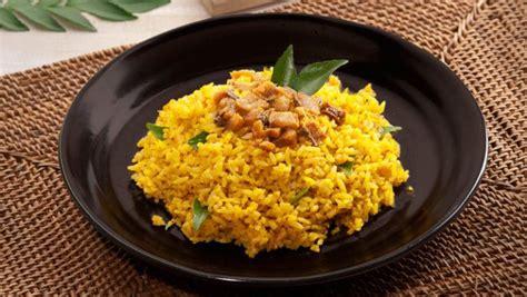 resep nasi goreng kunyit masak  hari