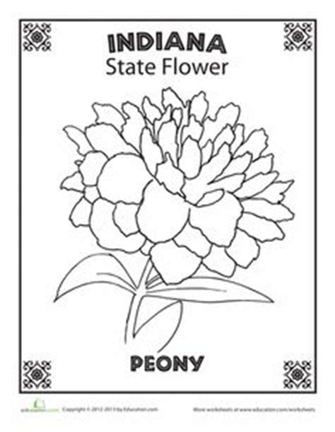 indiana state bird coloring page worksheets indiana state bird indiana live here now
