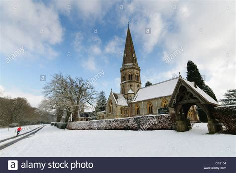 houses to buy in dorking st barnabas church on ranmore common in dorking surrey uk stock photo royalty free