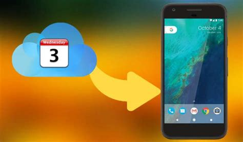 icloud photos to android how to transfer icloud calendar to android smartphones