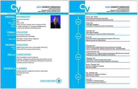membuat cv baik dan benar contoh cv yang baik dan benar dalam bahasa inggris ben jobs