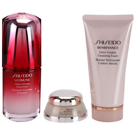 Kosmetik Shiseido shiseido ultimune kosmetik set i notino de
