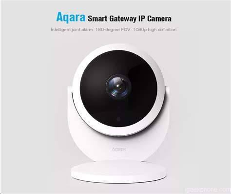 xiaomi aqara smart gateway security monitor ip review sponsor by gearbest coupon included
