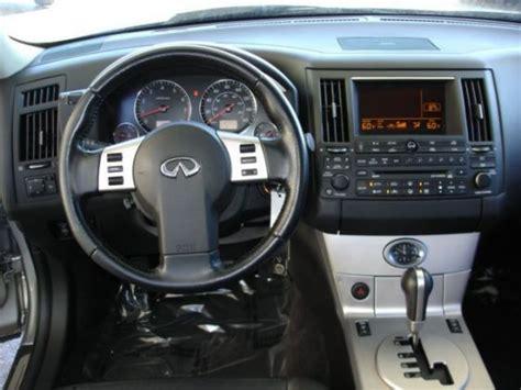 2003 infiniti fx35 interior pictures cargurus