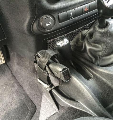 tactical jeep 2 door condition zero pistol mount for jeep wrangler gear review