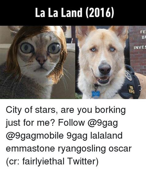 La La Land Meme