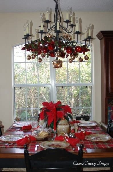 cameo cottage designs christmas decorating