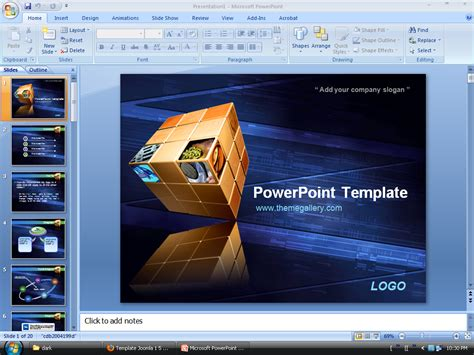 design template powerpoint keren top search keren power point template best power point