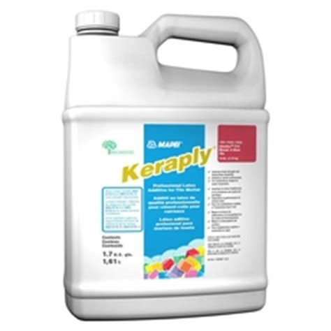 mapei keraply latex additive for tile mortar 54 4 oz