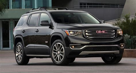 Gmc Acadia 2020 Interior by 2019 Gmc Acadia Configurations Interior Release Limited