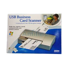 Business Card Reader For Outlook