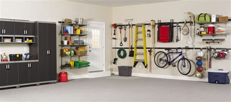 Garage Space For Storage off on how to get more storage space for your garage infographic