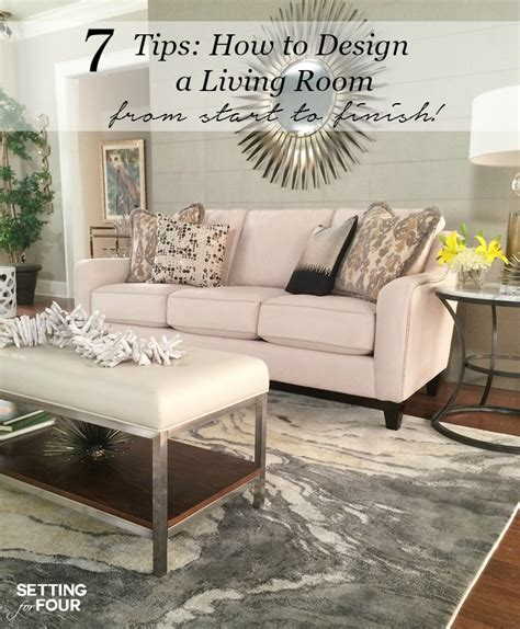 how to start decorating a room living room design ideas and 10 000 giveaway setting