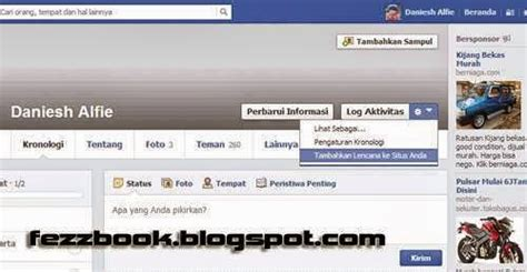 cara membuat blog facebook cara membuat widget status facebook di blog