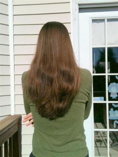 pictures of long hair with long layers for round faces