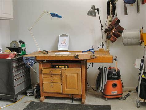 european style woodworking bench  dustymark