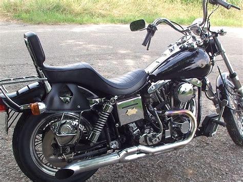 Motorradfahren Mit 80 Jahren by Harley Der Sound Der 80er Jahre