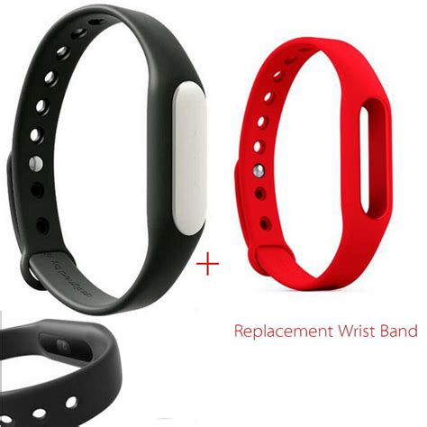 Xiaomi Mi Replacement Band For Xiaomi Mi Band Mi Band 1s Oem Pink xiaomi mi band 1s smart bracelet replacement wristband black free shipping dealextreme
