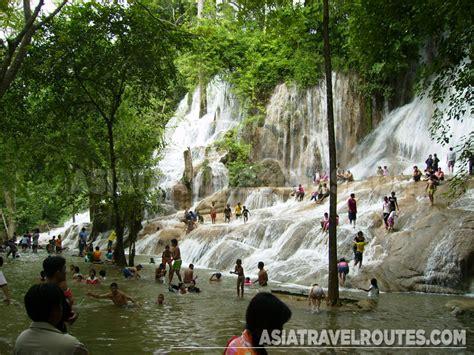 sai yok noi waterfall  sai yok national park