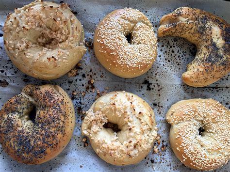 Handmade Bagels - bagels 187 dunk crumble
