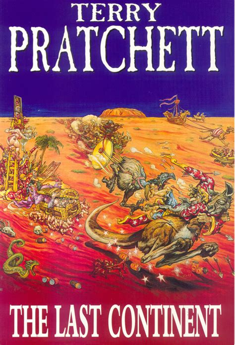 The Bird The Lost Continent the annotated pratchett file v9 0 the last continent