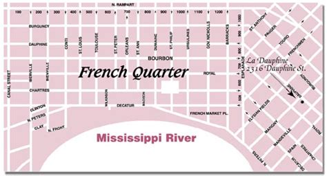printable french quarter new orleans maps maps update 27821888 new orleans french quarter tourist