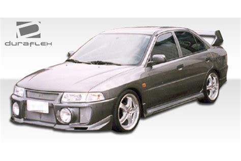 mitsubishi mirage bumper duraflex 174 mitsubishi mirage 1997 2001 evo 5 front bumper