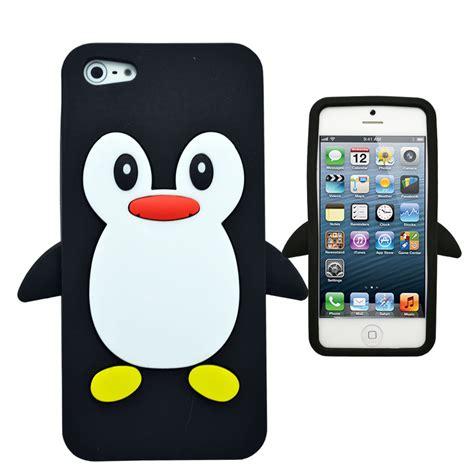 Silicon 3d Brown Iphone 5g 5s 6g 4 7 1 achetez en gros 3d pingouin iphone 4 cas en ligne 224 des grossistes 3d pingouin iphone 4 cas