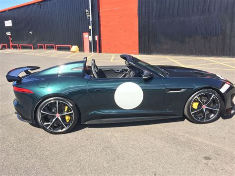 F Type Project 7 by 2016 Jaguar F Type Project 7 Coys Of Kensington