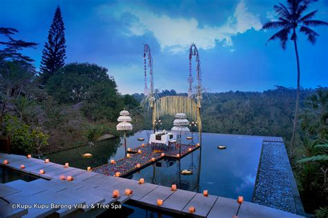 Villa Barong Bali Indonesia Asia 10 jaw dropping hotels in ubud hotels with amazing views