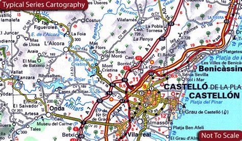 asturias cantabria regional map asturias cantabria michelin regional map 572 stanfords