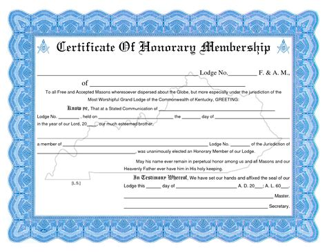 rotary club certificate template gallery templates