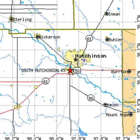 Hutchins Kansas South Hutchinson Kansas Ks Population Data Races