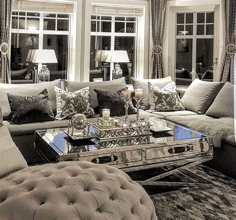 a m home decor best 25 silver living room ideas on grey