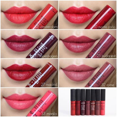 Nyx Lipstick Best Seller nyxcosmetics soft matte lip nyxcosmetics lipcream cosmetics soft