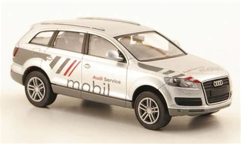 audi q7 audi service mobil wiking diecast model car 1 87