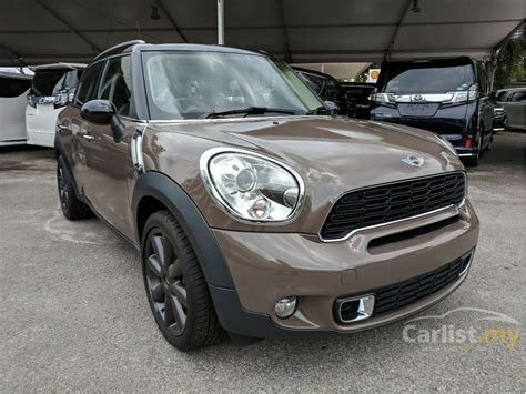 how cars run 2012 mini countryman security system mini countryman 2012 cooper s 1 6 in kuala lumpur automatic suv brown for rm 168 000 4163860