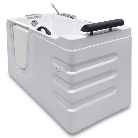 vasche disabili vasca con idromassaggio per disabili mod c106