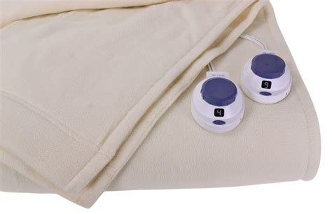 Electric Blankets And Pacemakers by Electric Blanket Safety And Care White Way