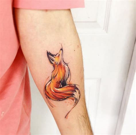 these 47 fox tattoos are the best you ll see