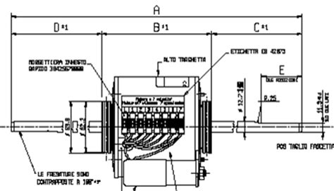 multispeed fan coil motors