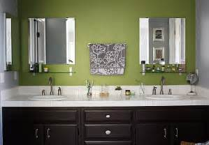 brown and green bathroom before and after bathroom photos and bathroom renovation ideas popsugar home