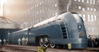 from new york to chicago by car streamliner trains that oozed the elegance of world travel