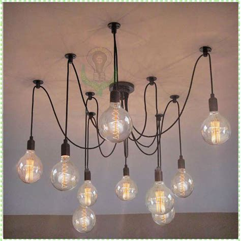 Wholesale Pendant Lighting Classical Loft Light Bulb Hanging Lights Wholesale Free Shipping Vintage Edison Bulb Pendant