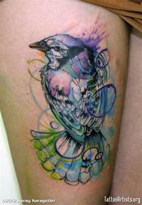 water color tatoos inkspiration on watercolor tattoos