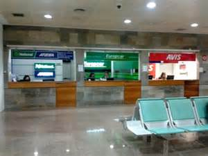 Car Rental Avis La Returning A Car Hire To La Coru 241 A Airport
