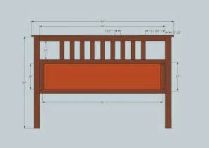 King Size Bed Headboard Plans Headboard Plans Woodworker Magazine