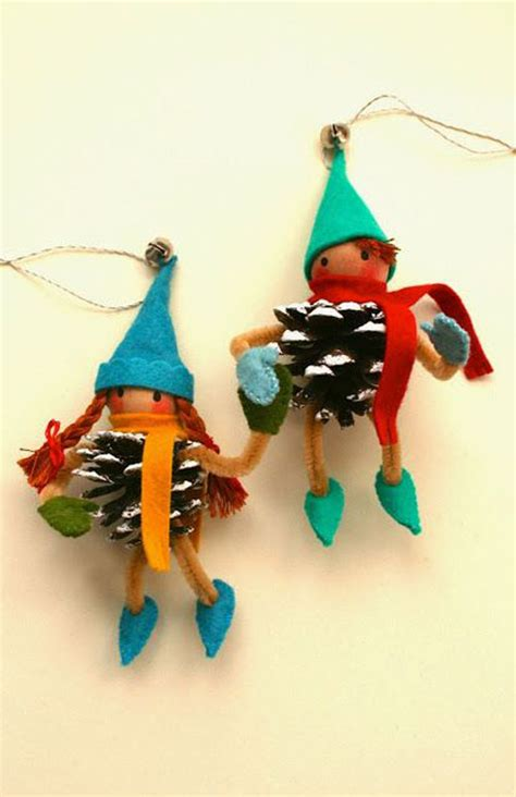 easy handmade christmas ornaments