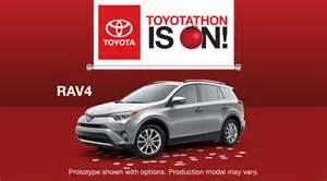 Toyota Thon 2017 Toyota Rav4 Offers Buyatoyota
